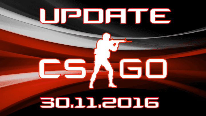Update CS:GO on 11.30.16