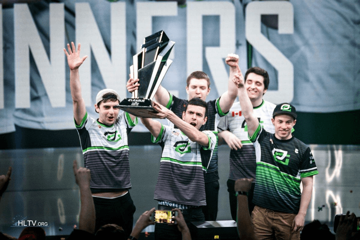 OPTIC - champions ELEAGUE Season 2