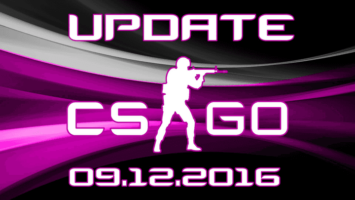 Update CS:GO on 12.09.16