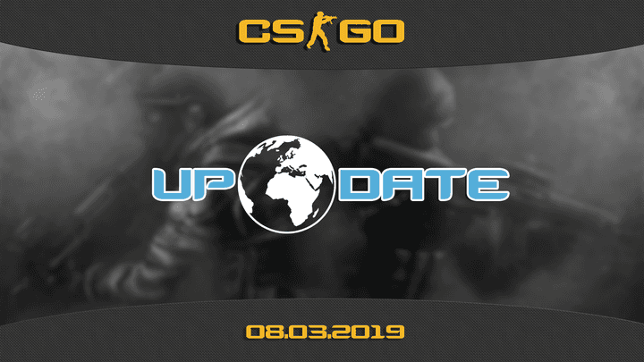 Update CS:GO on 03.08.19