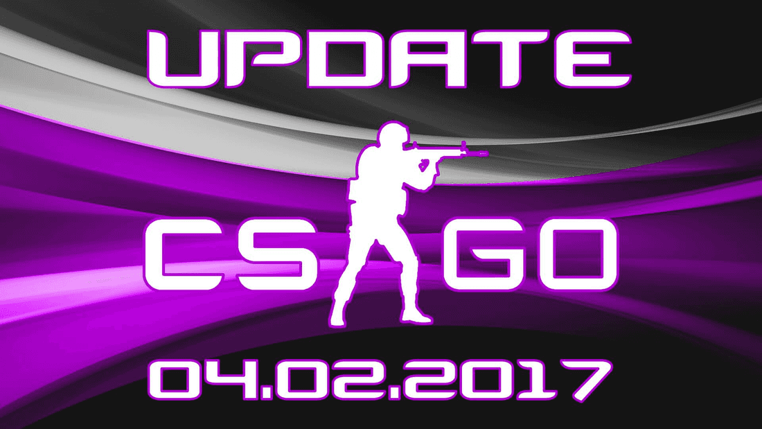 Update CS:GO on 02.04.17