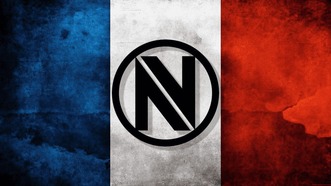 EnVyUs announce new roster