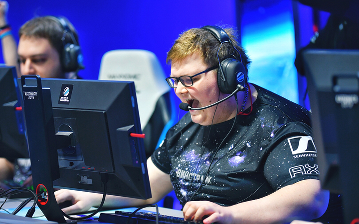 Boombl4 - a new player of Natus Vincere