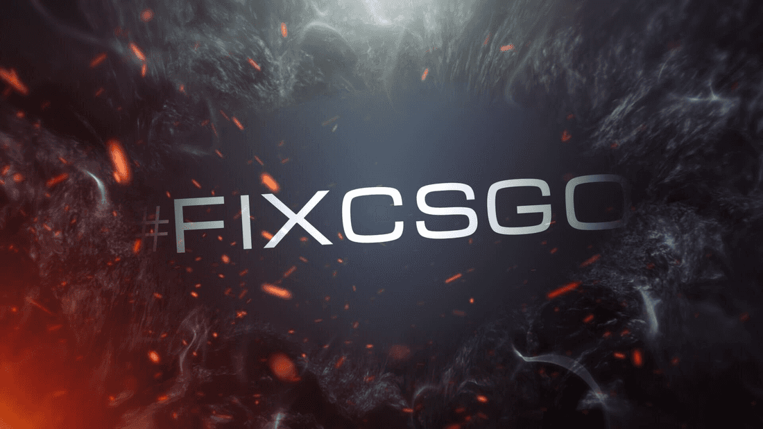 [F]Special issue: Reaction VALVE on #FIXCSGO
