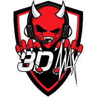 cs go team ex-3DMAX