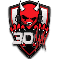 cs go team 3DMAX