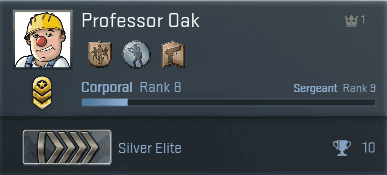 Titles And Ranks In Cs Go